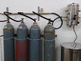 13. AMPO - Szén-dioxid gáz lefejtő egység